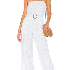 House of Harlow Revolve Dominique Jumpsuit XS NWT